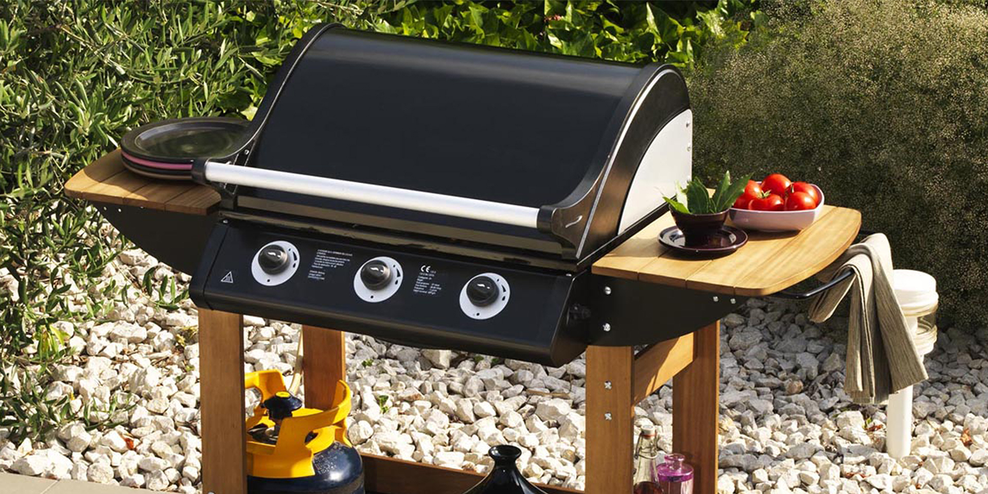 Référence - Barbecue gaz